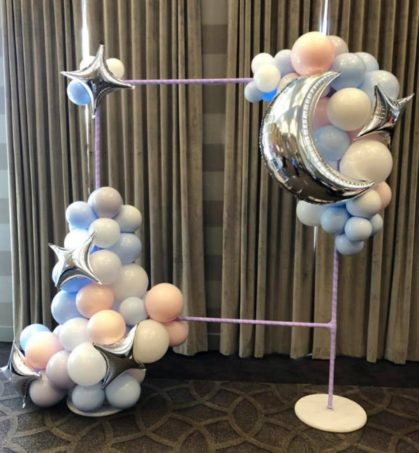 lovely balloon decorations for corporate events in Markham, Stouffville, Woodbridge, Thornhill, Northyork, Toronto and Mississauga