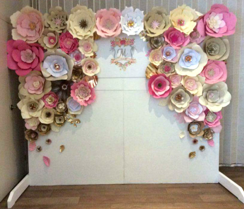 floral backdrop for themed parties and events in Vaughan, Richmond Hill, Aurora, Newmarket, Innisfil, Mount Albert, Beeton